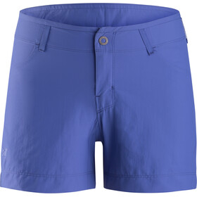 "Arc'teryx Creston Shorts Women 4.5"" purple"